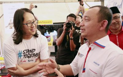 Maszlee pledges to introduce more kindness into school system